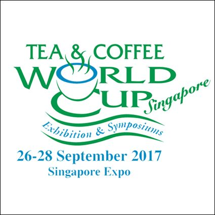 Tea & Coffee World Cup 2017 in Singapore